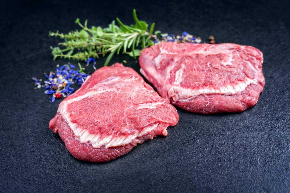 Traditional German Raw Beef Cheeks
